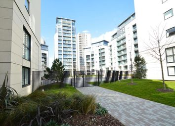 Thumbnail 1 bed property to rent in Masson House, Pump House Crescent, Brentford