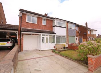 Thumbnail 4 bedroom semi-detached house for sale in Thompson Road, Denton, Manchester