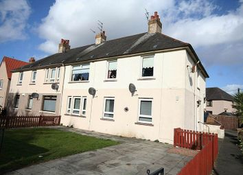 Thumbnail 3 bed flat for sale in Sea Road, Methil, Leven