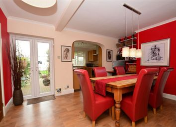 Thumbnail 3 bed terraced house for sale in Heathcote Avenue, Hatfield, Hertfordshire