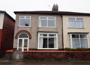 Thumbnail 3 bed semi-detached house for sale in Middleton Road, Liverpool