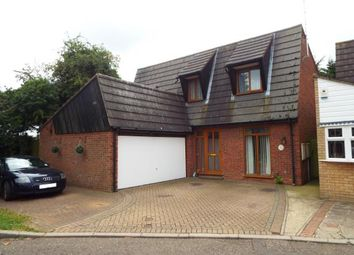 Thumbnail 4 bedroom detached house for sale in Pitsea, Basildon, Essex