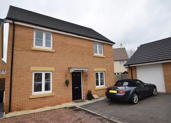 Thumbnail 3 bedroom detached house for sale in Rodford Ride, Yate, Bristol