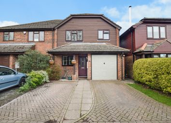 Thumbnail 3 bed semi-detached house for sale in Bunkley Meadow, Hamstreet, Ashford