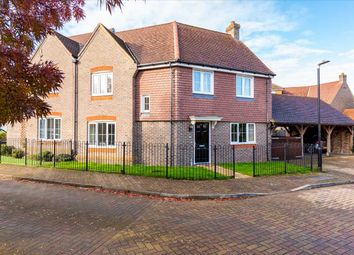 Tulip Walk, Sittingbourne ME10. 3 bed semi-detached house for sale