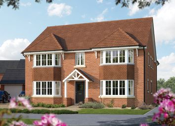 "Thumbnail 5 bed detached house for sale in ""The Ascot"" at Holden Close, Biddenham, Bedford"
