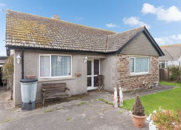 Thumbnail 2 bed bungalow for sale in Ruan Minor, Helston