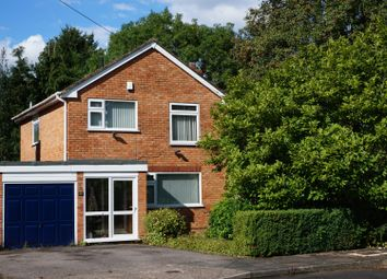 Thumbnail 3 bed detached house for sale in Sherwood Close, Birmingham