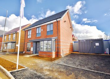Thumbnail 3 bed detached house for sale in Little Colliers Field, Great Oakley, Corby