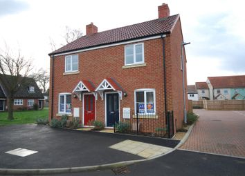 Thumbnail 2 bed semi-detached house for sale in Park Lane, Donington, Spalding