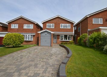 Thumbnail 3 bed detached house for sale in Walsh Close, Weston-Super-Mare