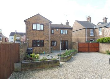 Thumbnail 4 bedroom detached house for sale in West End, Whittlesey, Peterborough
