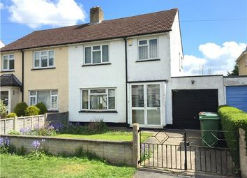 Thumbnail 3 bed semi-detached house for sale in Raymund Road, Marston, Oxford