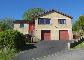 Thumbnail 4 bed detached house for sale in Mount Clare Gardens, Port Bannatyne, Isle Of Bute