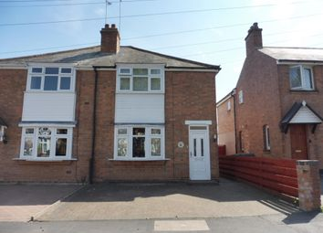 Thumbnail 2 bed semi-detached house to rent in Beauchamp Road, Warwick