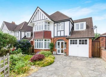 Thumbnail 4 bedroom detached house for sale in Melrose Road, Shirley, Southampton