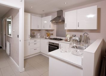 "Thumbnail 4 bed terraced house for sale in ""Helmsley"" at Ash Road, Thornton-Cleveleys"