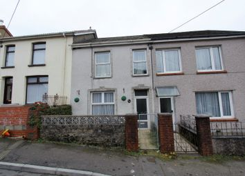 Thumbnail 2 bed terraced house for sale in Brytwn Road, Cymmer