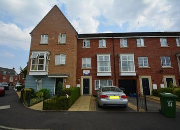 Thumbnail 5 bed terraced house for sale in Molyneux Square, Hampton Vale, Peterborough