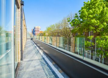 Thumbnail 1 bed penthouse to rent in Ellingfort Road, London Fields