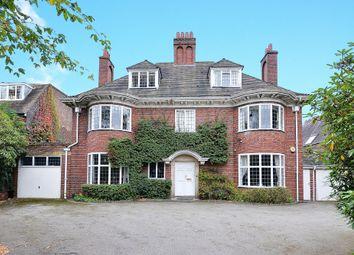 Thumbnail 6 bed detached house for sale in Westfield Road, Edgbaston, Birmingham