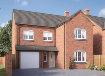 Westfield Close, Blaby, Leicester LE8. 4 bed detached house for sale