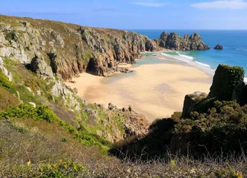 Thumbnail 3 bedroom flat for sale in The Valley, Porthcurno, St. Levan, Penzance