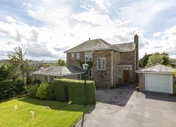 Thumbnail 4 bed detached house for sale in Goose Cote Lane, Oakworth, Keighley, West Yorkshire