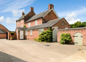 Thumbnail 4 bed farmhouse for sale in Callans Lane, Heath End, Nr. Calke, Ashby-De-La-Zouch