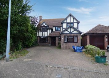 Thumbnail 5 bed detached house for sale in Hewitt Road, Ramsey, Harwich, Essex
