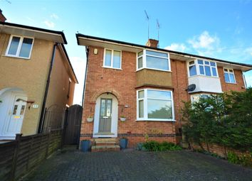 Thumbnail 3 bed semi-detached house for sale in Lyncrest Avenue, Duston, Northampton