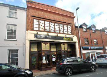 Thumbnail Restaurant/cafe for sale in Boutport Street, Barnstaple