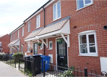 Thumbnail 2 bedroom terraced house for sale in Matilda Groome Road, Hadleigh