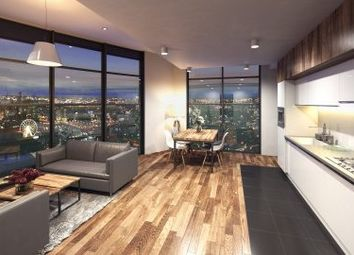 Thumbnail 1 bed flat for sale in Herculaneum Quay Riverside Drive, Liverpool