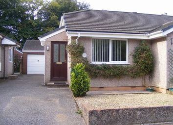 Thumbnail 1 bed semi-detached bungalow to rent in Jenwood Road, Dunkeswell, Honiton