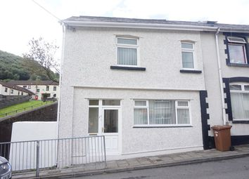 Thumbnail 3 bed end terrace house for sale in Bailey Street, Deri, Bargoed