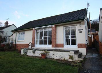 Thumbnail 2 bedroom bungalow to rent in Camden Road, Brecon
