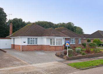 Thumbnail 3 bed detached bungalow for sale in Midhurst Drive, Ferring, Worthing