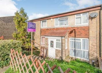 Thumbnail 3 bed terraced house for sale in Chaffinch Close, Chatham