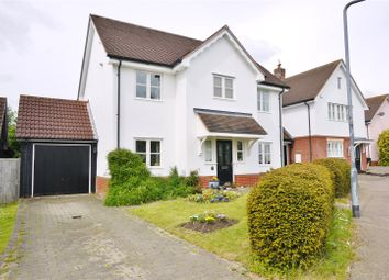 Thumbnail 4 bedroom detached house for sale in Mill Grove, High Ongar, Ongar, Essex