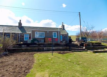 Thumbnail 2 bed cottage for sale in Glenkindie, Alford