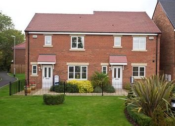Thumbnail 3 bed semi-detached house for sale in The Salisbury, Cleadon Vale, King George Road, South Shields