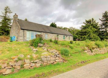 Thumbnail 3 bed detached bungalow for sale in Torrisdale, Altass, Lairg, Sutherland