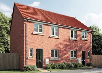 """Thumbnail 3 bed end terrace house for sale in """"The Eveleigh"""" at Sparkmill Lane, Beverley"""