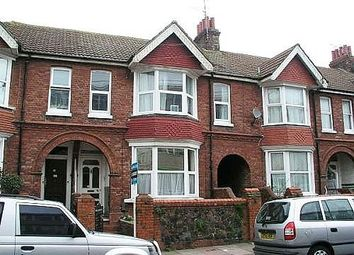 Thumbnail Studio to rent in Charlecote Road, Broadwater, Worthing