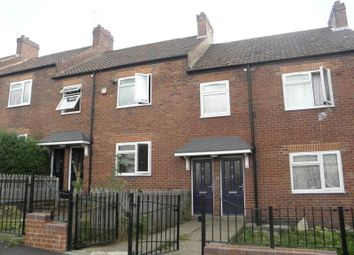 Thumbnail 3 bedroom flat to rent in Bilbrough Gardens, Newcastle Upon Tyne