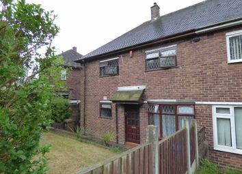 Thumbnail 3 bedroom semi-detached house for sale in Wellfield Road, Bentilee, Stoke-On-Trent