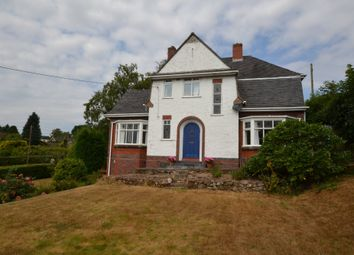 Thumbnail 3 bed detached house for sale in Pinewood Road, Hookgate, Market Drayton