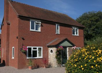Thumbnail 5 bed detached house for sale in Westbury, Shrewsbury