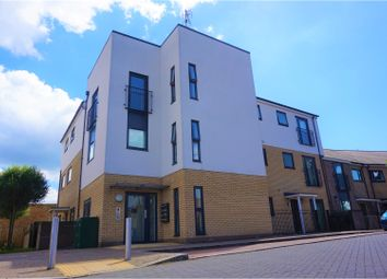 Thumbnail 2 bed flat for sale in Vince Dunn Mews, Harlow